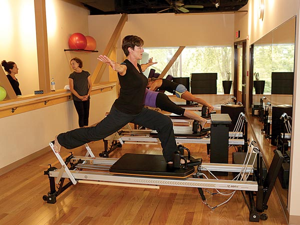 Pilates at Baptist Health/Milestone Wellness Center