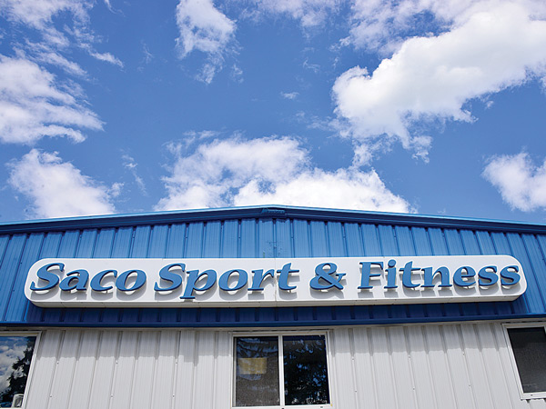 Welcome to Saco Sport & Fitness