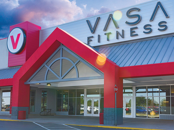 Welcome to VASA Fitness
