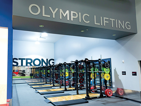 Olympic Lifting at VASA Fitness