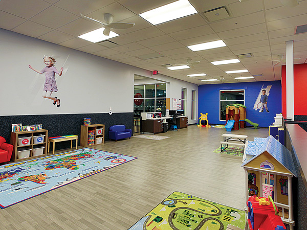 Child Care at VASA Fitness
