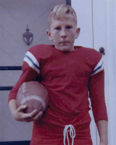 Childhood Stephen