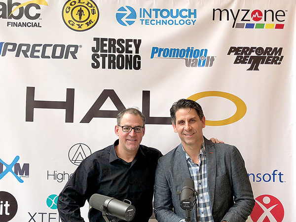 HALO TALKS: Pete Moore and Chuck Runyon, Co-Founder and CEO of Anytime Fitness