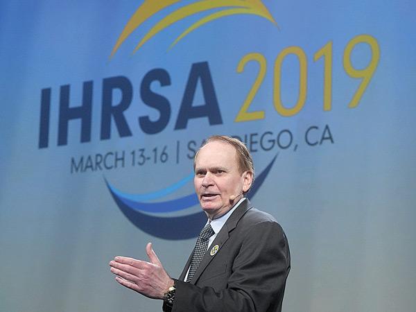 IHRSA President & CEO Joe Moore Opening IHRSA 2019