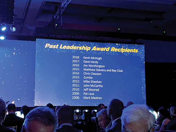 Past Augie's Quest Leadership Award Winners