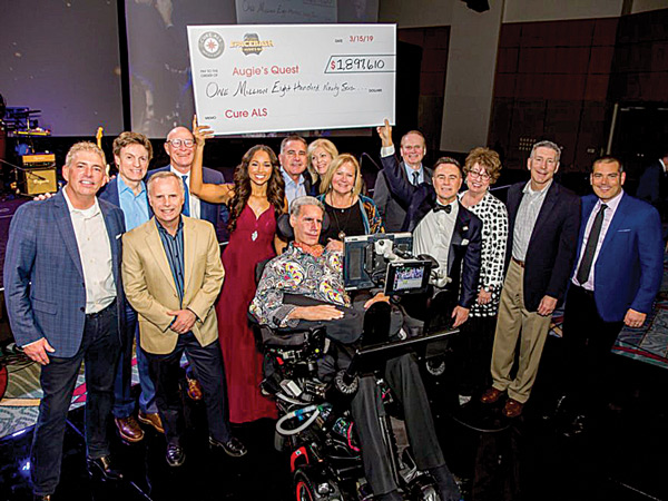 The 14th Annual Bash for Augie's Quest Raised $1,897,610 for ALS Research