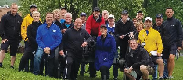 REX CREW Roundtable Doing Leadership Development at Gettysburg