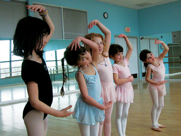 Newtown Athletic Club Dance Academy Dancers