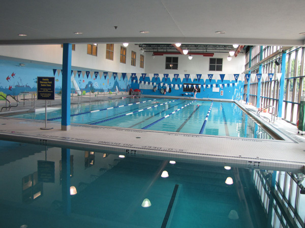 Newtown Athletic Club Indoor Swimming Pool