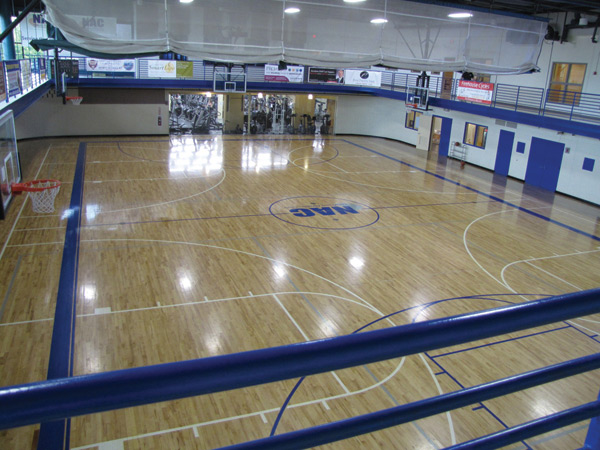 Newtown Athletic Club Gymnasium