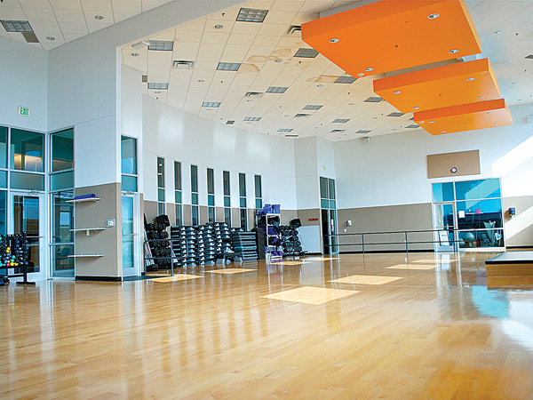 O2 Fitness Group Exercise Studio (Cary)