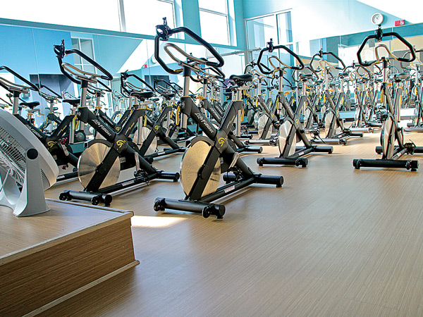 O2 Fitness Spinning Studio (Cary)