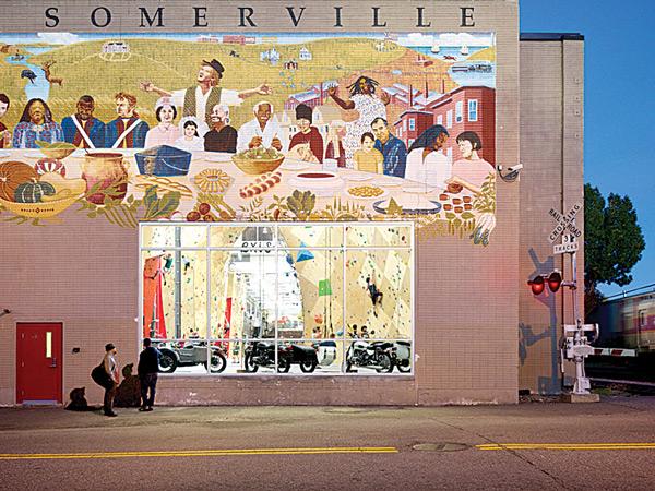 Brooklyn Boulders Somerville