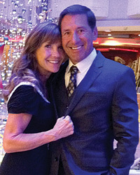 Mark Eisenzimmer, FitLife Founder, and Wife, Debbie