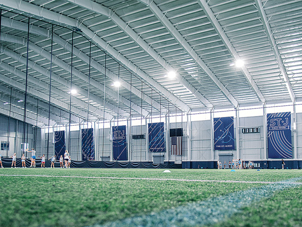 The Field House at The St. James