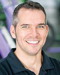 J.J. Creegan, COO of Youfit Health Clubs