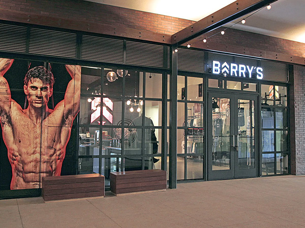 Welcome to Barry's Bootcamp