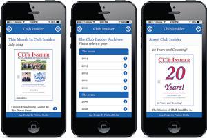 The Club Insider App