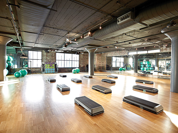U Street Location - Group Fitness Studio