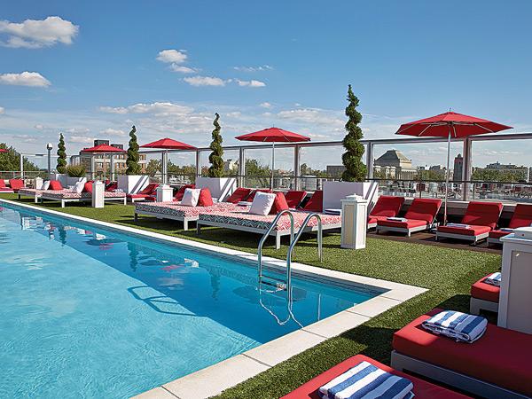 U Street Location - Penthouse Pool Club