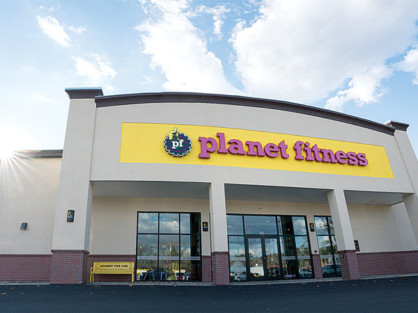 Welcome to Planet Fitness!