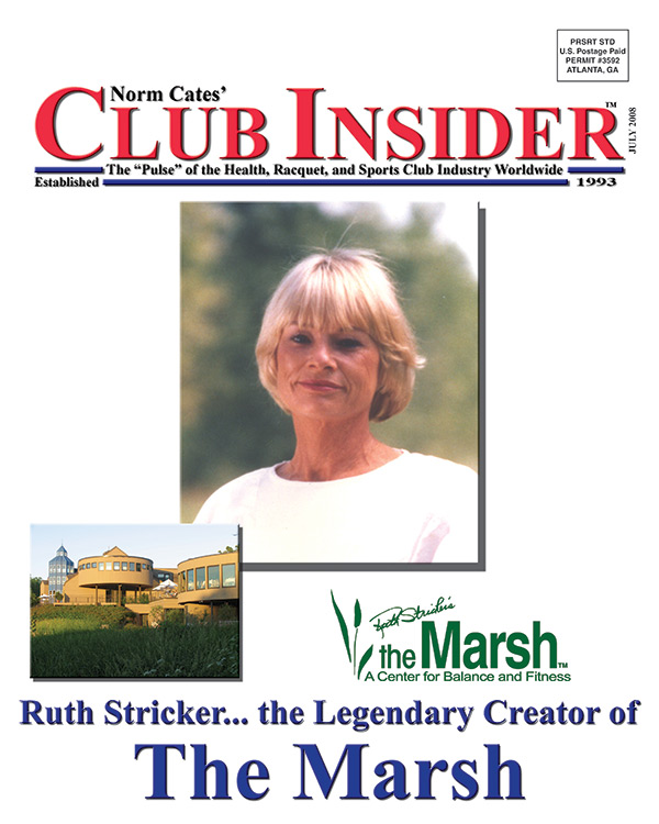 July 2008 Edition of Club Insider