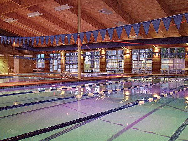 Indoor Aquatics Complex at Sunset Athletic Club