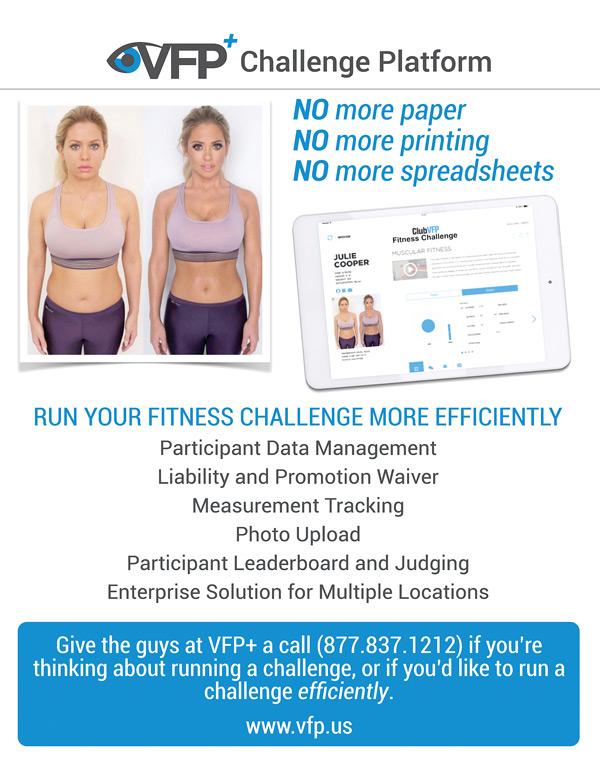 VFP+ Challenge Platform Ad