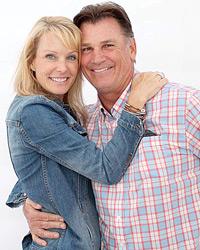 Trissa and Ron Thompson