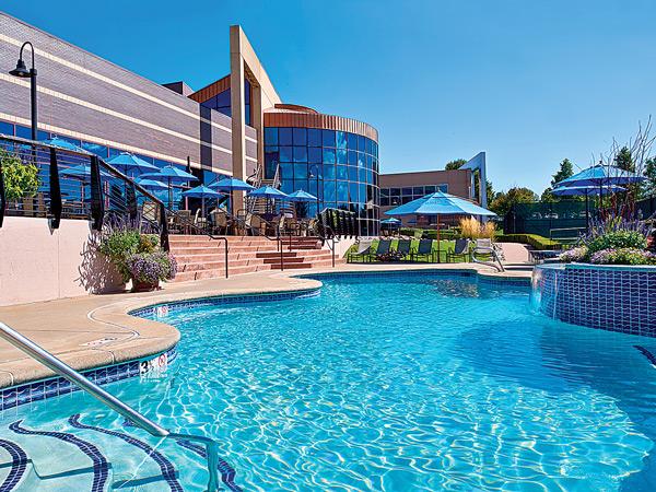Aquatics at Club Greenwood (Adult Pool)