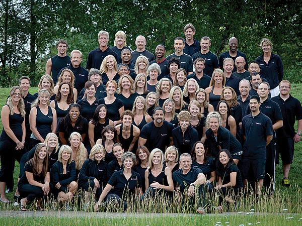Team Club Greenwood (Pre-COVID)