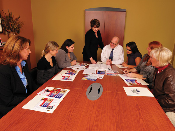 The Clubs for the Cure Team Plans for the Future