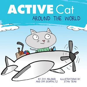Active Cat Around the World